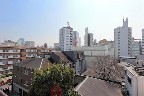 ベランダからの眺望写真