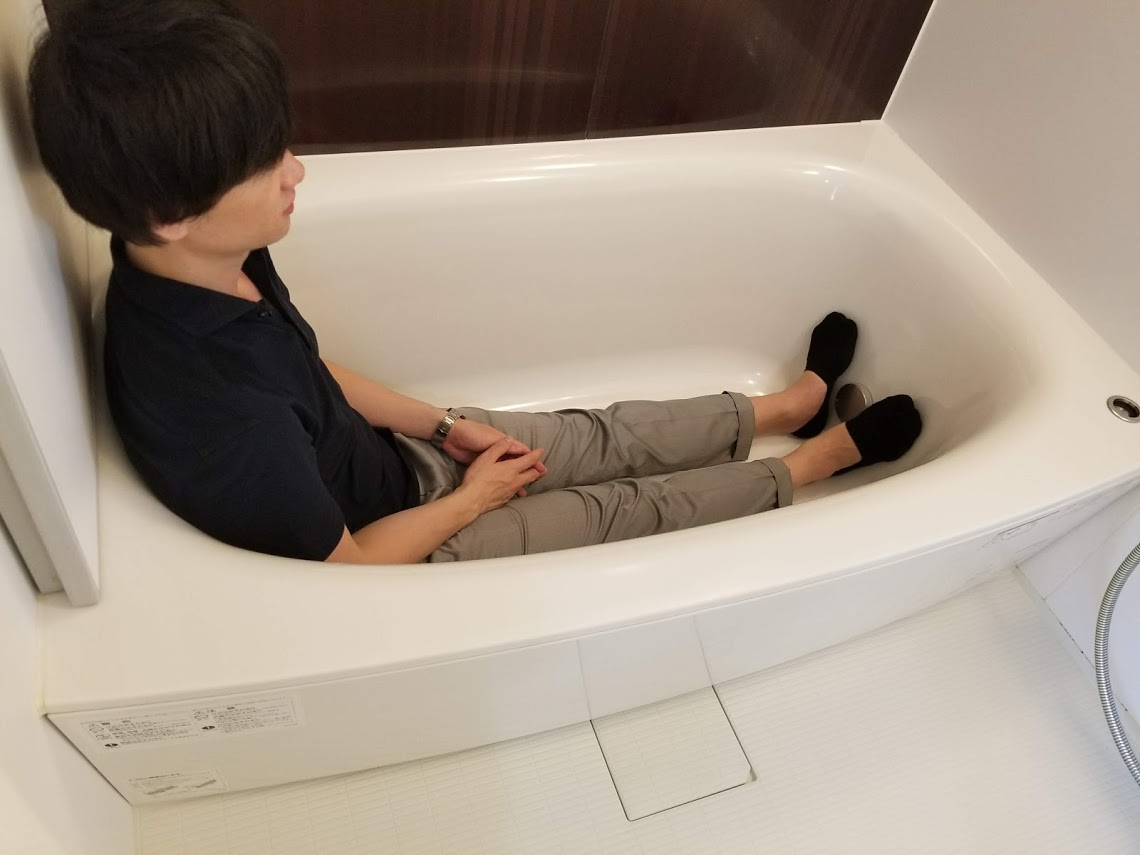 プレミスト東陽町の浴槽